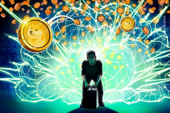 New altcoin era? Dogecoin liquidations briefly surpass Bitcoin