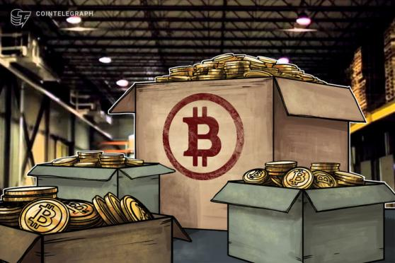 Wallets with less than 1 BTC account for just 5% of Bitcoin's market cap