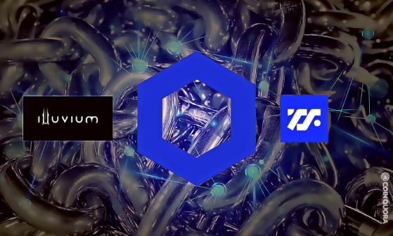 Chainlink Partners with Illuvium and TrueFi