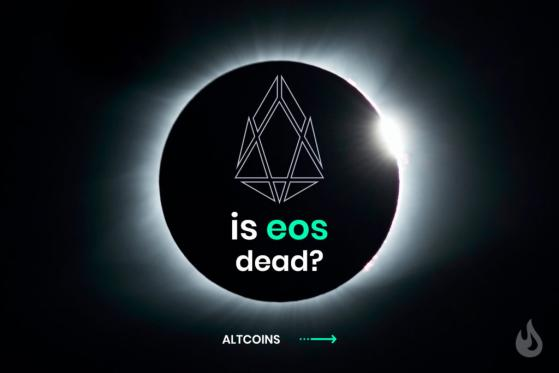 2021 is Not the Year for EOS