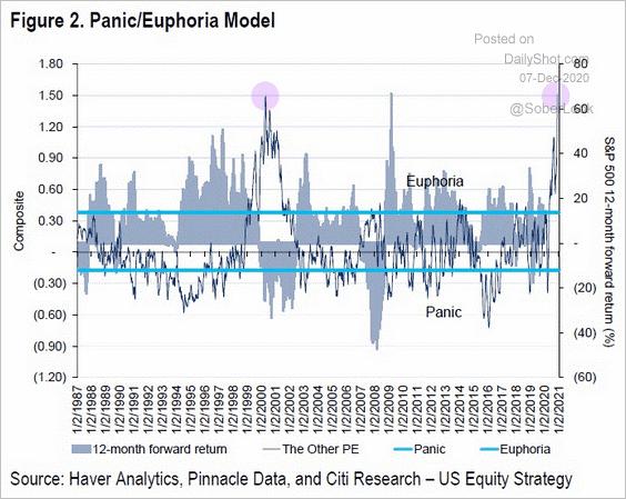 Panic-Euphoria Model