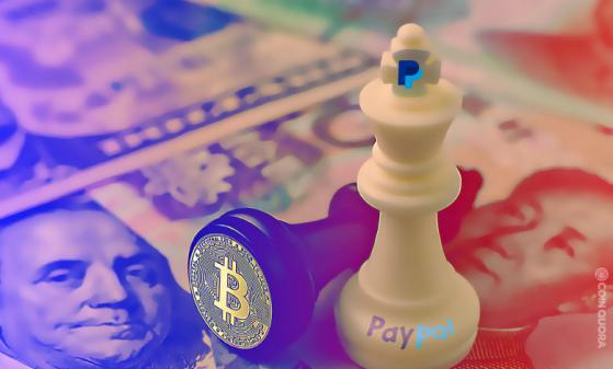 PayPal CEO: Bitcoin Could Be a Chinese Weapon