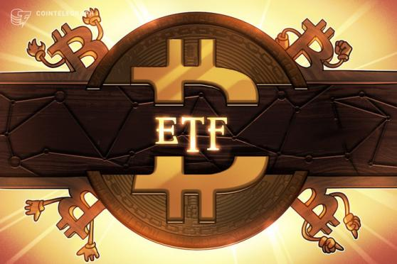WisdomTree's Bitcoin ETF filing joins hopefuls vying for approval