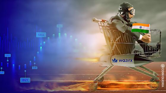India Based Crypto Exchange WazirX Crosses $200 Million in Daily Trade