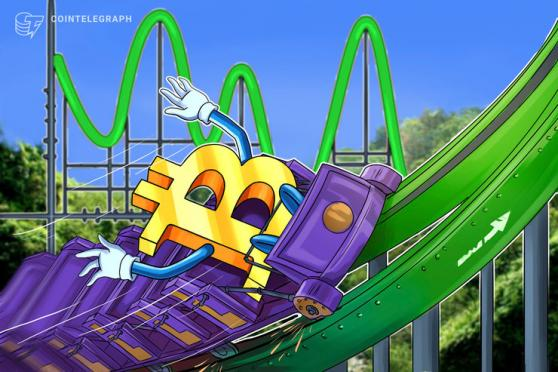 Altcoins bounce to new highs as Bitcoin price trades sideways under $50K