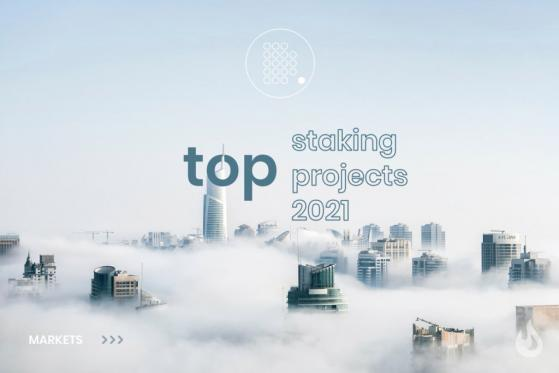 Top Staking Projects in 2021