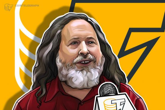 Richard Stallman: A Discussion on Freedom, Privacy Cryptocurrencies