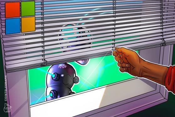 Microsoft quietly closing down Azure blockchain in September