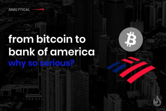 From Bitcoin To Bank Of America – Why So Serious?