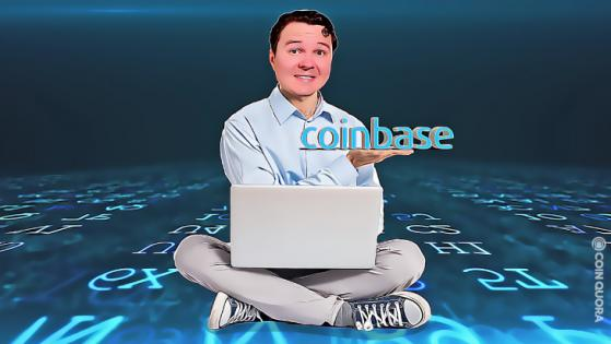Lark Davis Says, Coinbase IPO Is Best Investment for 2021