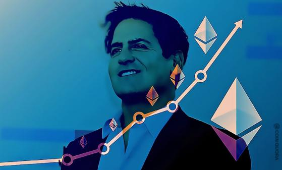 Billionaire Mark Cuban Unveils Why ETH Will Surpass BTC