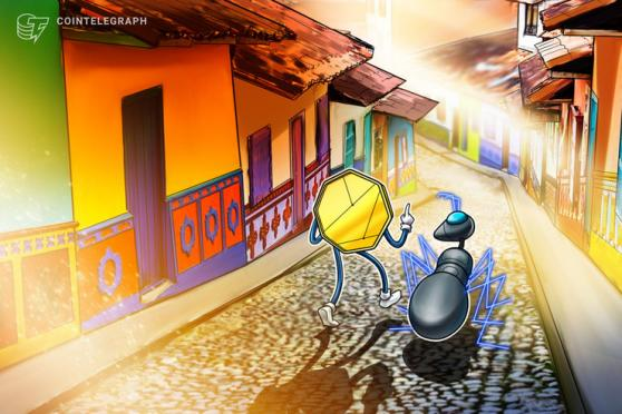 Colombian Stock Exchange to use blockchain for OTC derivatives trading