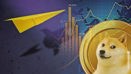 Dogecoin (DOGE) Stays Bullish Despite Crypto Market Crash