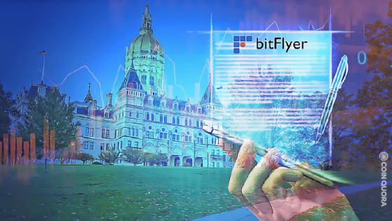 bitFlyer USA Scores Crypto Trading License for Connecticut