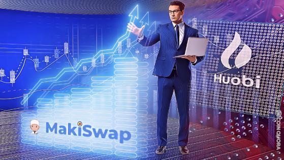 Crypto DEX MakiSwap Raises $1.4M From Leading Investors