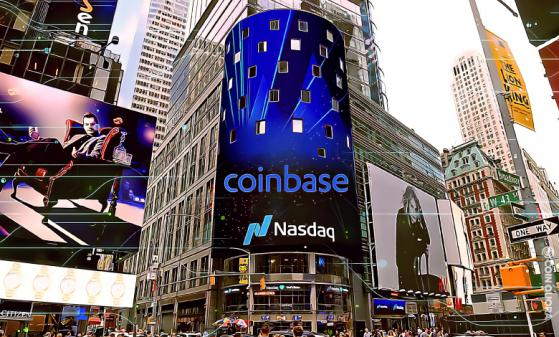 Coinbase Expects Shares to Trade on Nasdaq on April 14