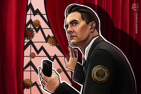 Alongside Market Relief Package, US CFTC Warns of COVID-19-Linked Crypto Scams