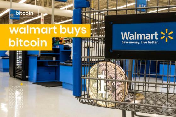 Is Walmart Buying Into Bitcoin?