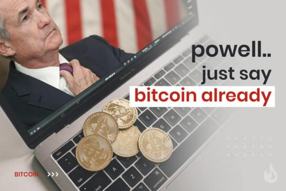 Federal Reserve's Jerome Powell Ignorant on Bitcoin