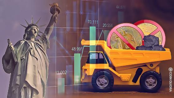 New York Bill Proposes 3 Year Crypto Mining Ban