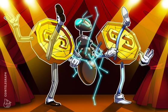 You can't talk about blockchain and not bring up CBDCs and stablecoins