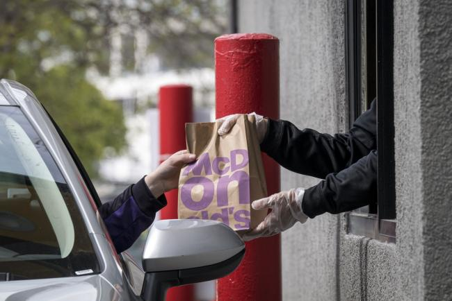 McDonald's Boosting Average U.S. Wages to More Than $13 an Hour