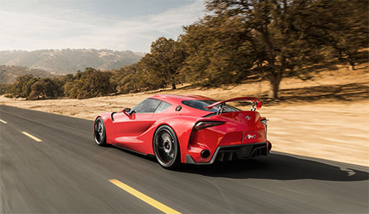 Five Things Toyota Must Do To Make The FT-1 A Hit