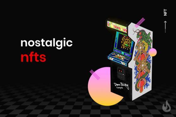 Atari's Latest Nostalgia NFT Collectibles: Pong And Centipede