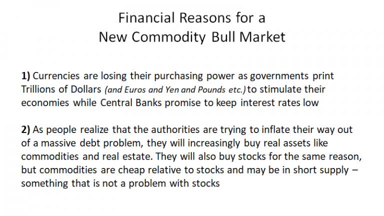 Financial Reasons