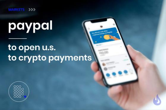 PayPal To Let U.S. Residents Make Payments With Cryptos