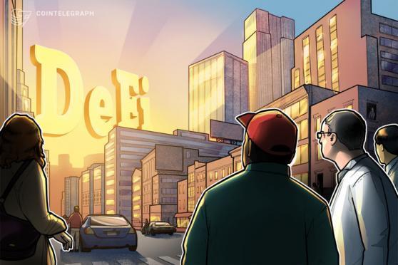 Billionaire UK newspaper owner calls DeFi technology 'revolutionary'