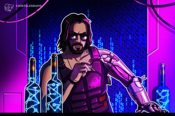 Cyberpunk 2077's dystopian future can be avoided with blockchain tech