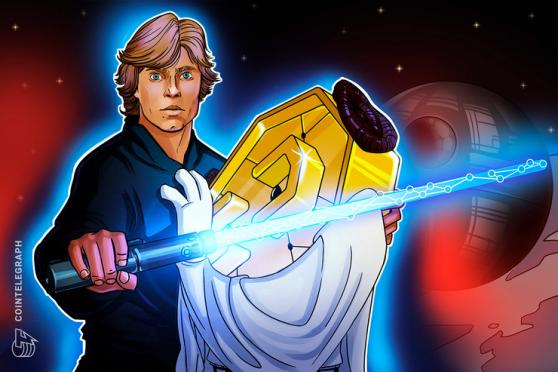 May the 4th be with you: StarColl debuts Star Wars NFT collection
