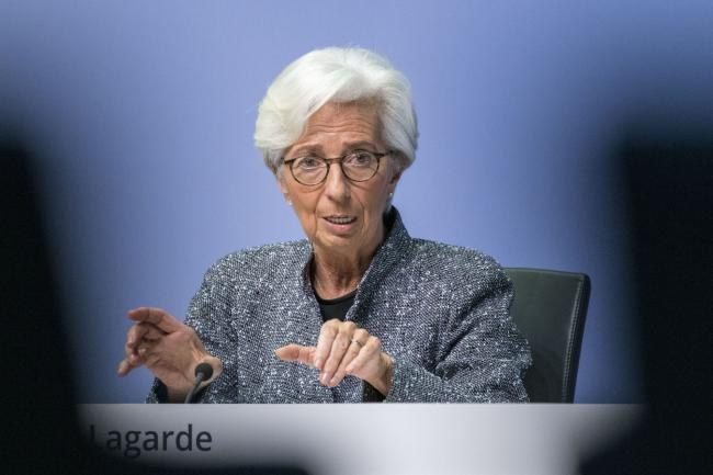 Lagarde Says Euro Zone Will Reveal View on Digital Currency Soon