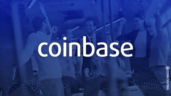 Coinbase Gifts Employees 100 Shares Worth $250 Each