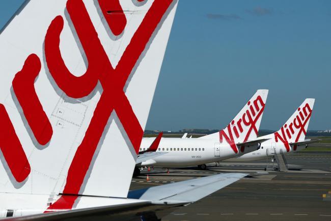 Indian Billionaire Behind IndiGo Weighs Virgin Australia Bid