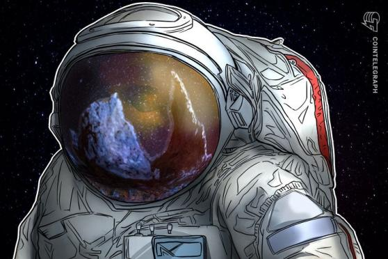 Dogecoin CEO Elon Musk Launches Humans Into Orbit