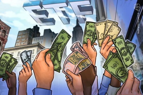 North America's first Bitcoin ETF sees explosive debut with $564M in assets