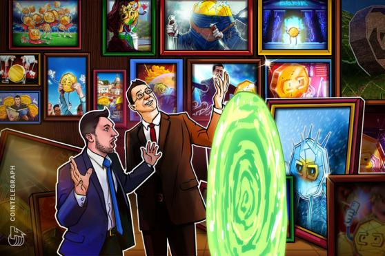 Rick and Morty crypto art sells for $150,000 on Gemini-owned platform