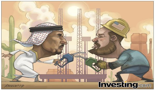 Saudi vs US Shale