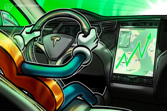 Tesla books huge profit from Bitcoin sale in Q1
