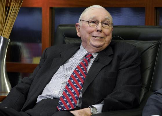"Bitcoin's development is ""disgusting,"" Warren Buffett's colleague says"
