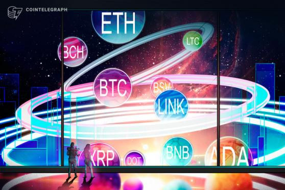 Price analysis 10/26: BTC, ETH, XRP, BCH, LINK, BNB, DOT, LTC, BSV, ADA