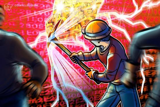 Ebang refutes Bitcoin 'China Hustle' claims as share price falls 20%