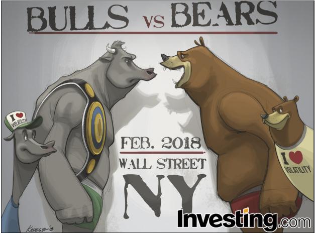 Volatility Comes Roaring Back