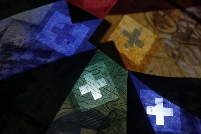 Swiss Franc Demand Is Set to Increase, UBS Predicts