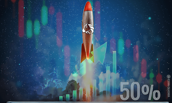 Uniswap Surges 50%, Takes DeFi Into Crypto Top 10 List