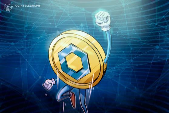 Chainlink up 30% following six-week downtrend and developer selloff