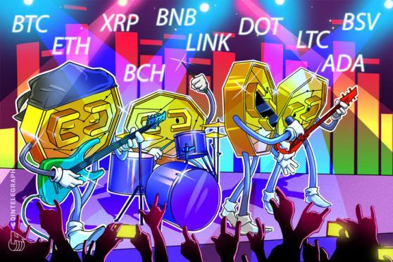 Price analysis 11/6: BTC, ETH, XRP, BCH, LINK, BNB, LTC, DOT, ADA, BSV