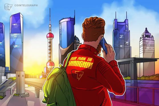 Shanghai Man: VeChain on TV, DOGE flips BTC volume, Hotbit hack and more ...